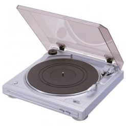 Denon DP-29F zilver Platenspeler incl. element